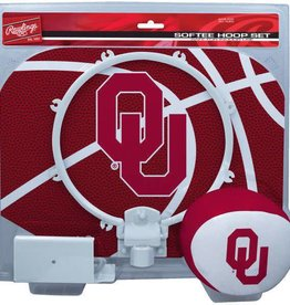 Rawlings Slam Dunk Oklahoma Basketball Set