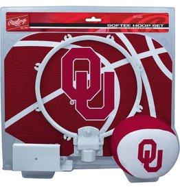 Rawlings Slam Dunk Oklahoma Basketball Set