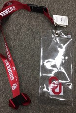 Aminco Aminco Ticket Holder With Lanyard