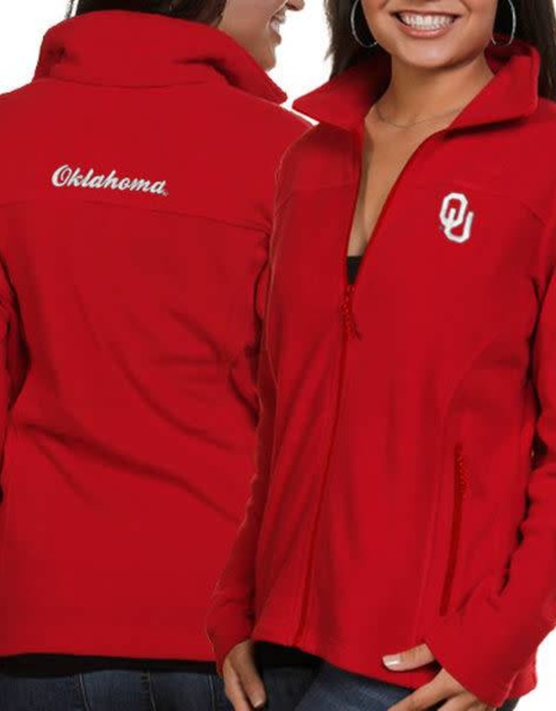 735e95a3f Columbia Women's Columbia Crimson Give & Go Fleece Full Zip Jacket