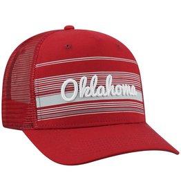 Top of the World Men's TOW 2Iron Oklahoma Script Adjustable Cap