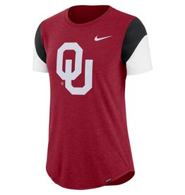 Nike Women's Nike Tri-Blend Fan Crew