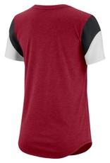 Nike Women's Nike Tri-Blend Fan Crew