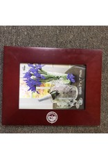 Jardine OU Seal Rosewood Photo Frame 5x7 Horiz.