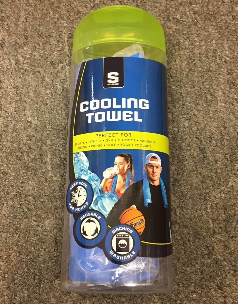 "Sideline Reusable Cooling Towel (No Logo) 30""x12"""