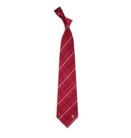 Eagles Wings Eagles Wings Oklahoma Oxford Woven Tie 100% Silk