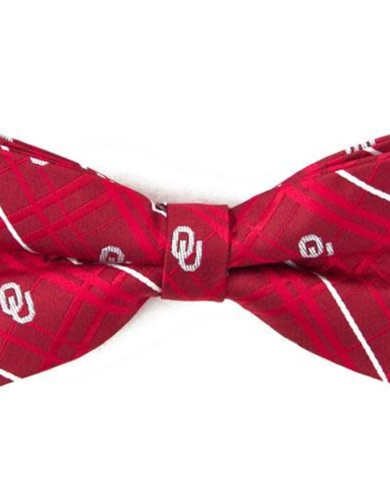 Eagles Wings Eagles Wings OU Oxford Woven Polyester Bow Tie