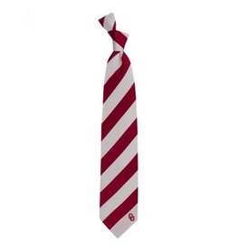 Eagles Wings Eagles Wings OU Regiment Silk Necktie