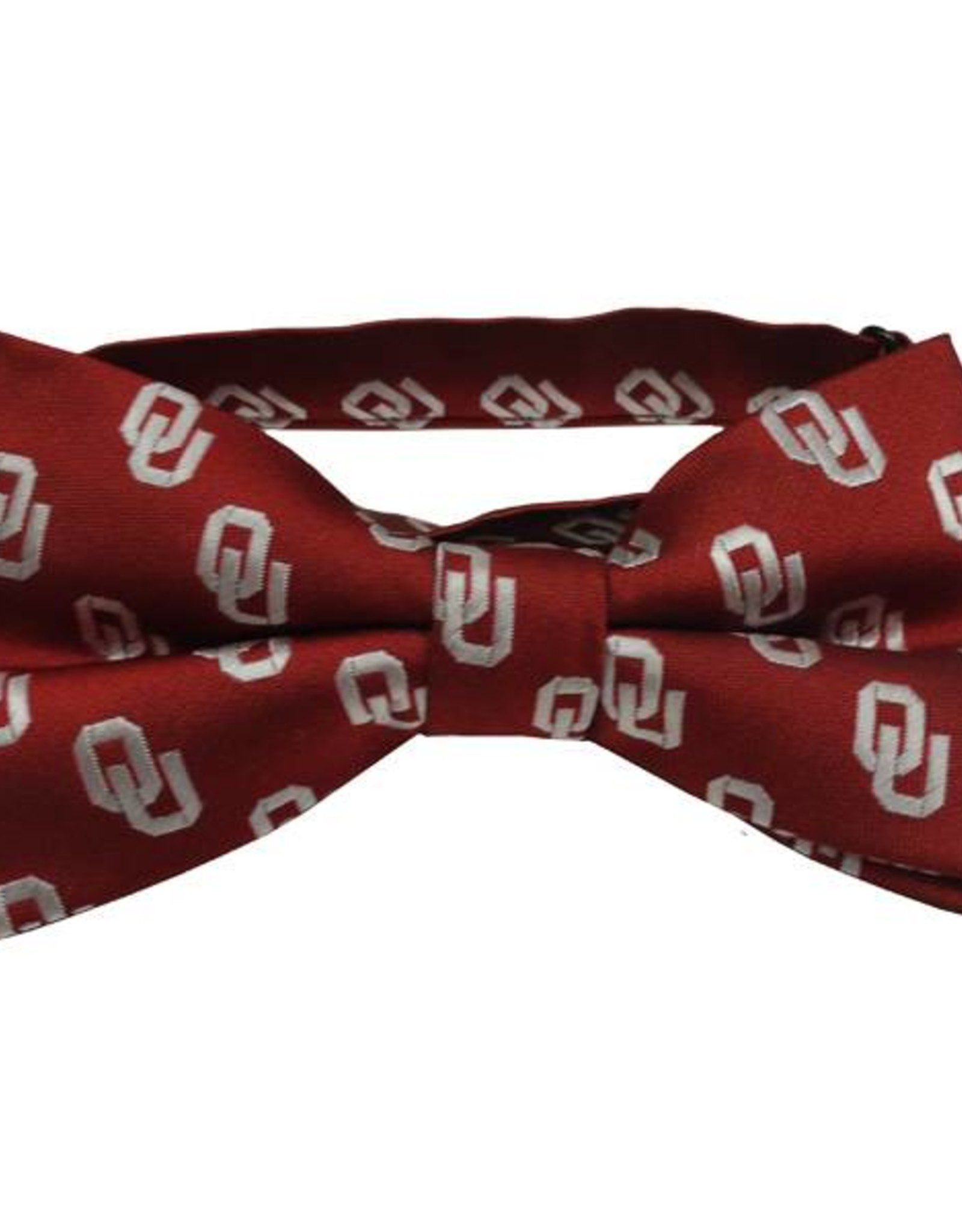 Eagles Wings Eagles Wings Step and Repeat OU Woven Polyester Bow Tie