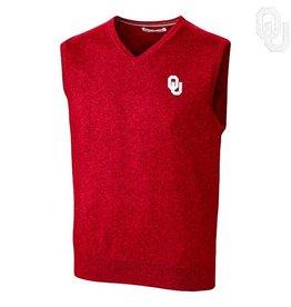 Cutter & Buck Cutter & Buck Lakemont Crimson Sweater Vest