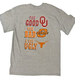 Gildan The Good The Bad and The Ugly Tee