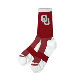 FBF FBF Oklahoma Performer Crew Sock-Lg Men's 10-13