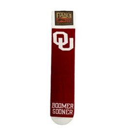 Freaker Freaker Boomer Sooner Stretch Tall Sock Men's 4-13/Women's 6-14