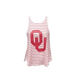 Chicka-d Women's Chicka-d Striped Tank