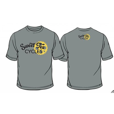 Sweet Tea Cycles Triblend T-Shirt