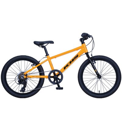 KHS Bicycles RAPTOR ORANGE 2018