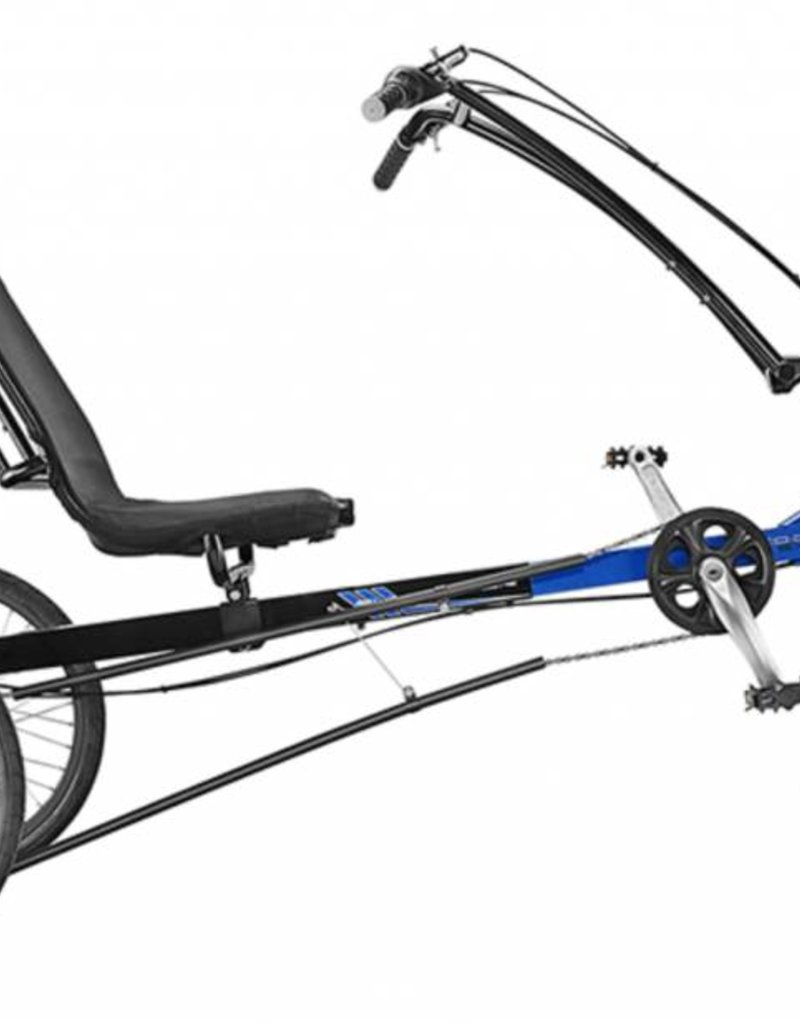 SUN BIKE SUN Trike  SKR ECO-DELTA SX 20/20 7s BK/BU