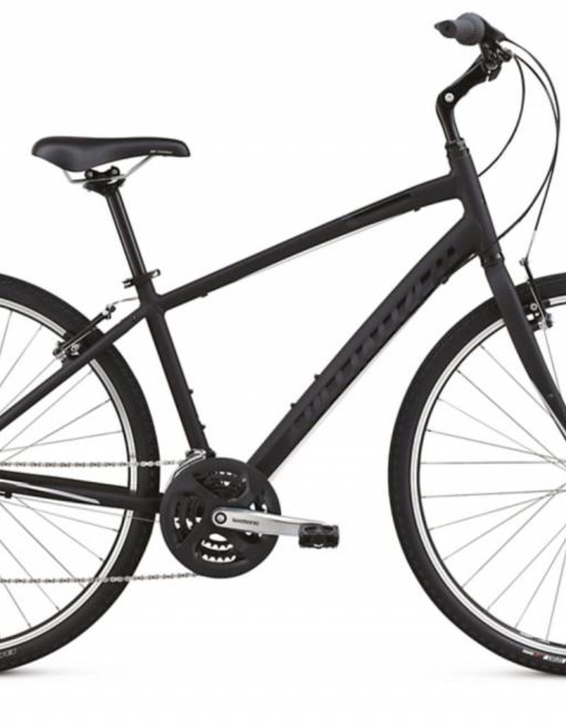 Specialized CR BLK/LT SIL XL