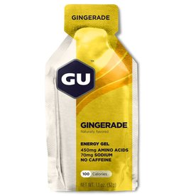 GU Energy Gel: Gingerade single