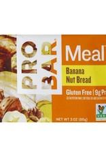 PROBAR MEAL BAR: BANANA NUT BREAD, BOX OF 12 single