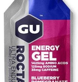 SINGLE GU Roctane: Blueberry-Pomegranate 35mg Caffeine