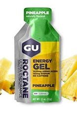 SINGLE GU Roctane: Pineapple (Caffiene Free)