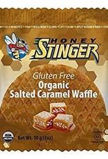 SINGLE Honey Stinger Organic Waffle Salted Caramel