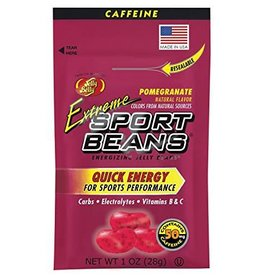 Single Jelly Belly Extreme Sport Beans: Pomegranate