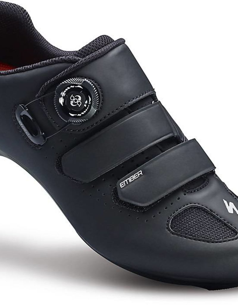 Specialized EMBER RD SHOE WMN BLK 42/10.5