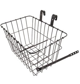#135BL WALD GROCERY BASKET BLACK