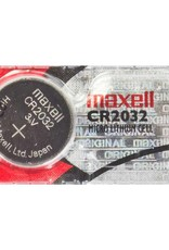 BATTERY CR2032 COMPUTER MAXELL F/MOST
