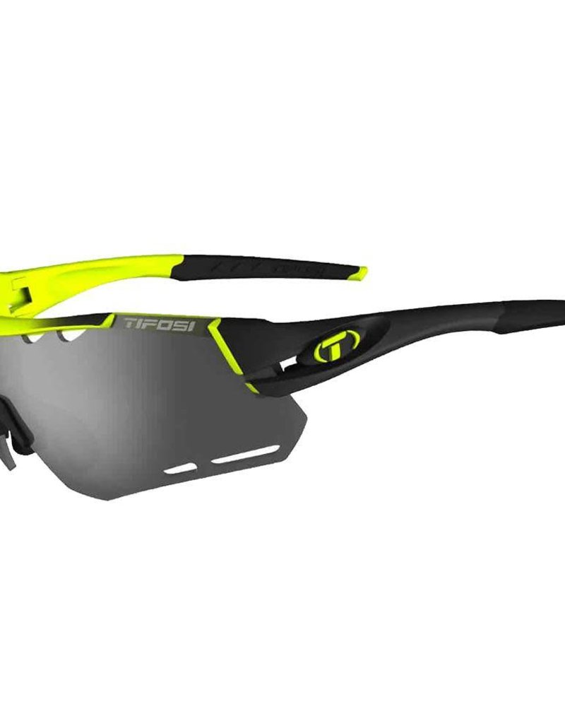 Alliant, Race Neon Interchangeable Sunglasses - Smoke/AC Red/Clear