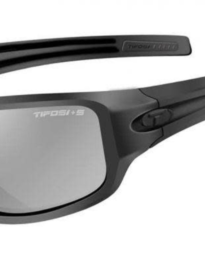 Z87.1 Bronx, Matte Black Pol. Tactical Safety Sunglasses - Enliven Off-Shore Pol. No Vent