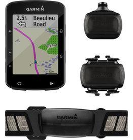 Garmin Edge 520 Plus GPS Cycling Computer Speed/Cadence Bundle: Black