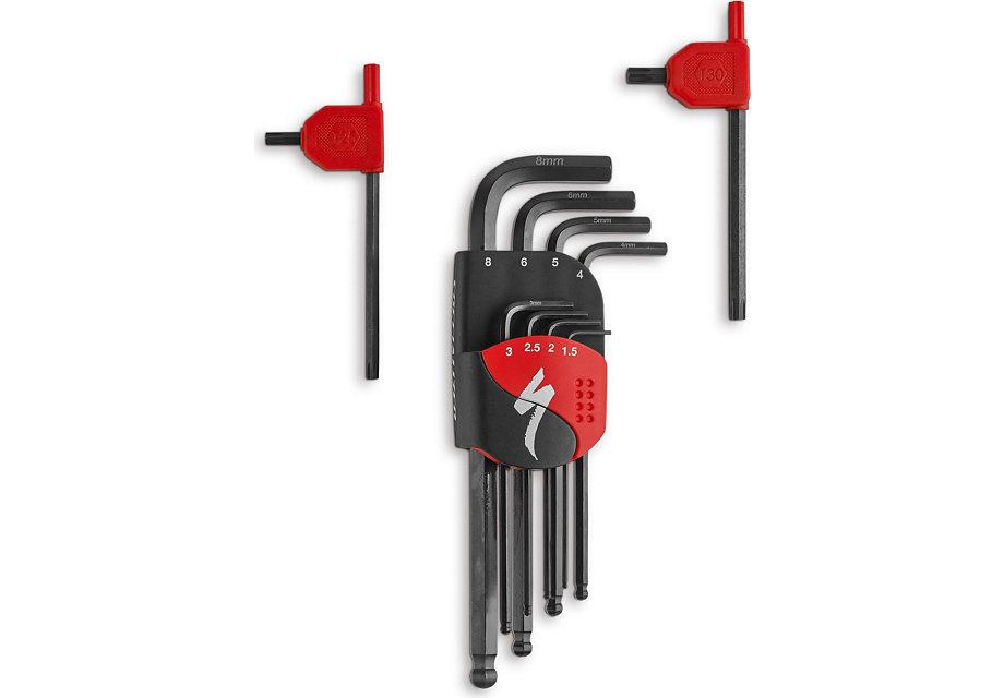 Specialized Mechanics Wrench Set
