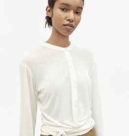 FILIPPA K The Jersey Tie Blouse