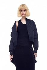 NORMA KAMALI The Quilted Bomber