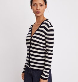 FILIPPA K The Striped Cardigan