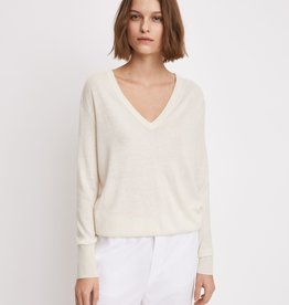 FILIPPA K The Silk V-Neck Sweater