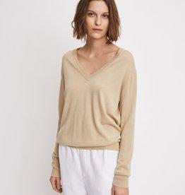 FILIPPA K The Merino V-Neck  Sweater