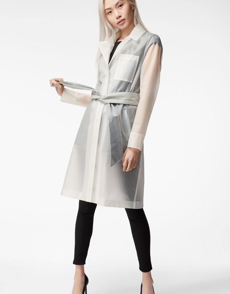 J BRAND The Marley Trench Coat