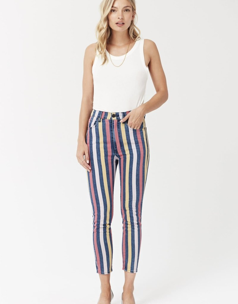 3X1 The Volt Crop Jean
