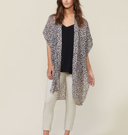 The Printed Kaftan Jacket