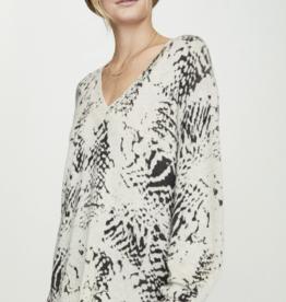 BROCHU WALKER The Camille Vee Sweater