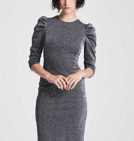 The Draped Knit Dress