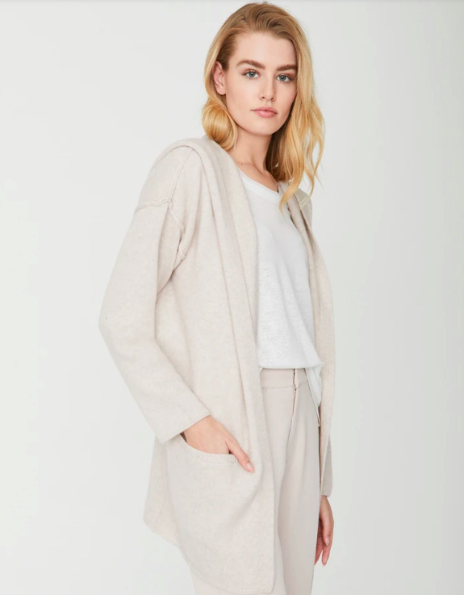 BROCHU WALKER The Ali Cardigan