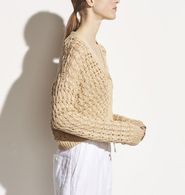 VINCE RTW The Open Cable Cardigan