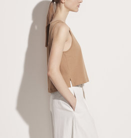 VINCE RTW The Cropped Swing Tank