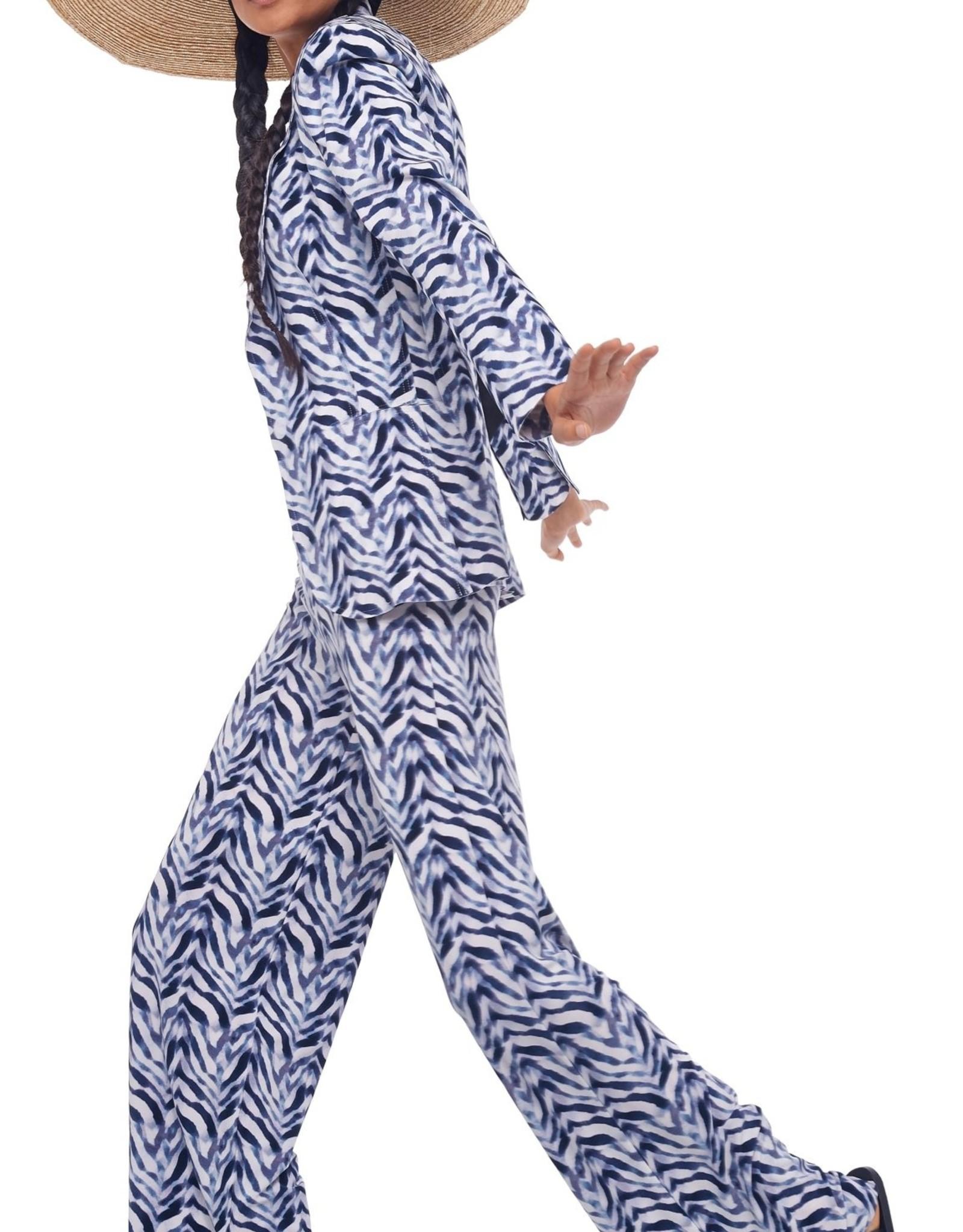 NORMA KAMALI The Straight Leg Pant