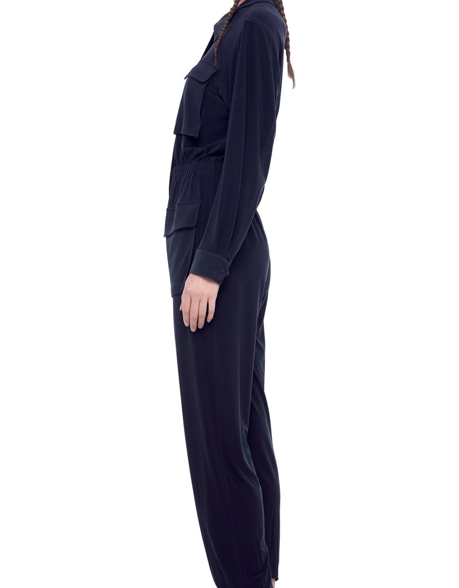 NORMA KAMALI The Cargo Jumpsuit